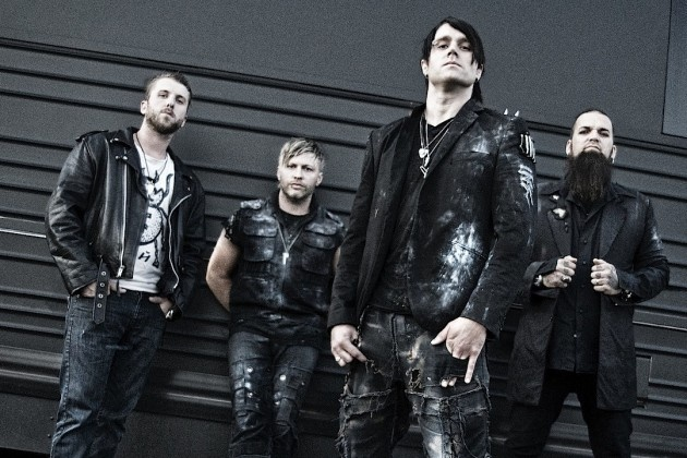 Концерт группы Three Days Grace в клубе Stereoplaza 29 января.
