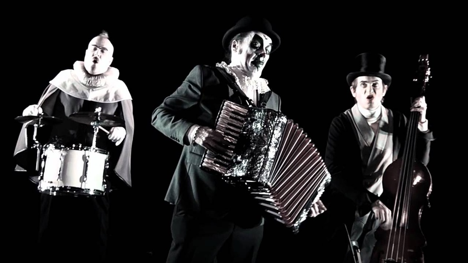 Концерт The Tiger Lillies 24 февраля в Atlas