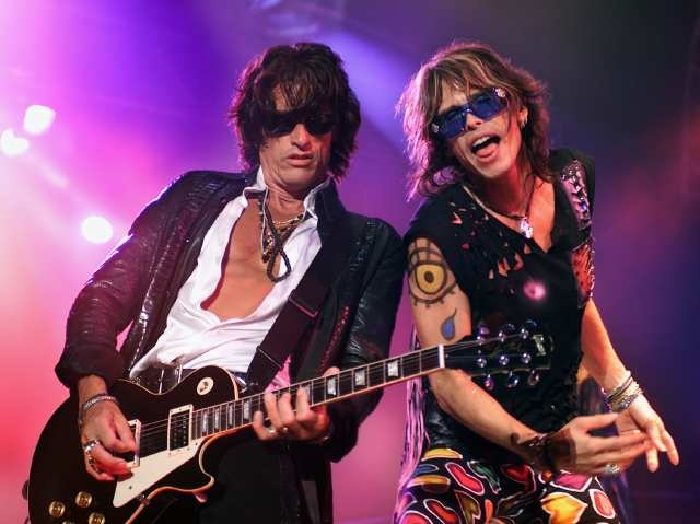 Киноконцерт Aerosmith Rocks Donington с 9 июля в кинотеатре
