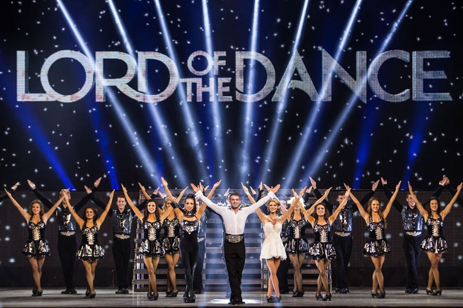 Lord of the Dance 19 ноября во дворце
