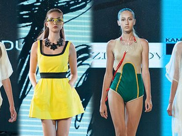 Odessa Holiday Fashion Week: 3D-принты и неон
