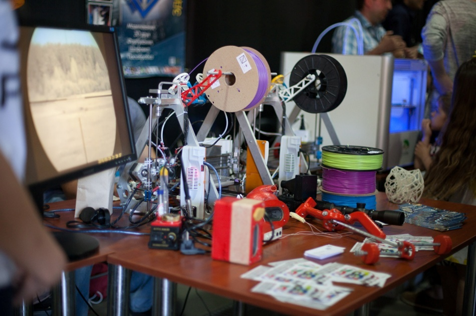 Kyiv Maker Faire на ВДНХ 14 ноября.